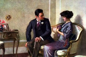 Man and woman 1912-001