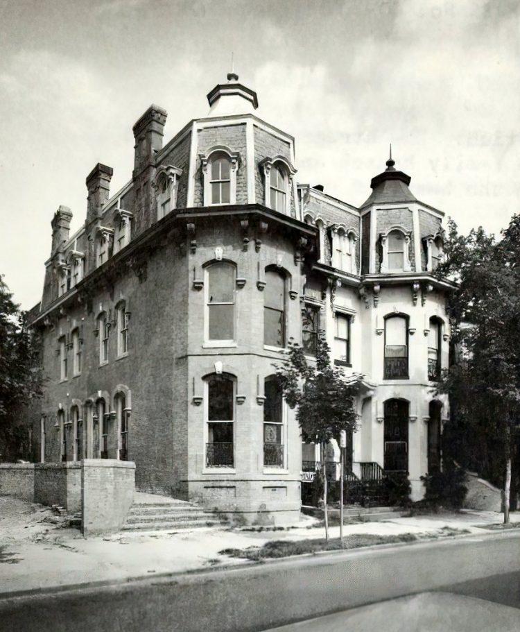 Grafton Tyler double house