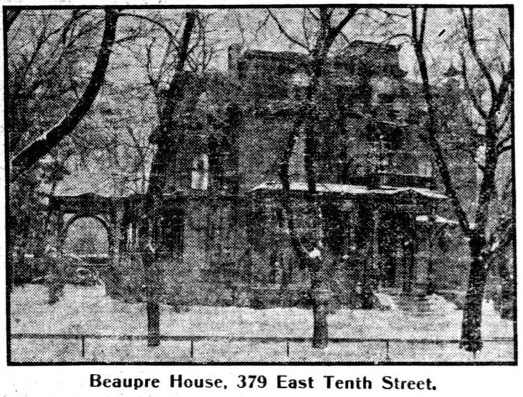 Mansard roof homes in St Paul, Minnesota - Edwardian architecture 1904 (5)