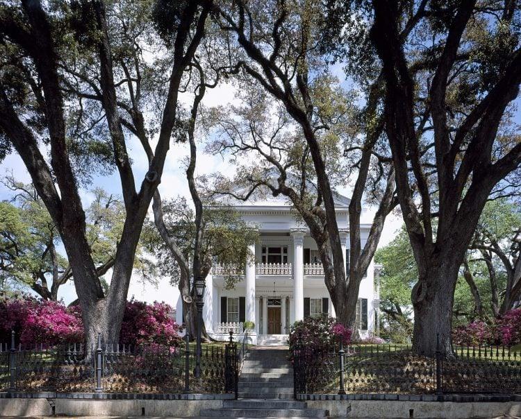 Mansion, Natchez, Mississippi