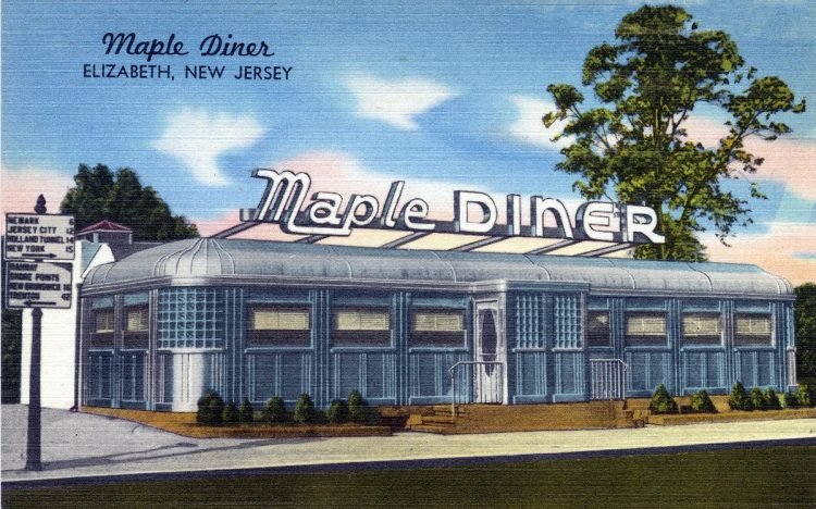 Maple Diner, Elizabeth, New Jersey