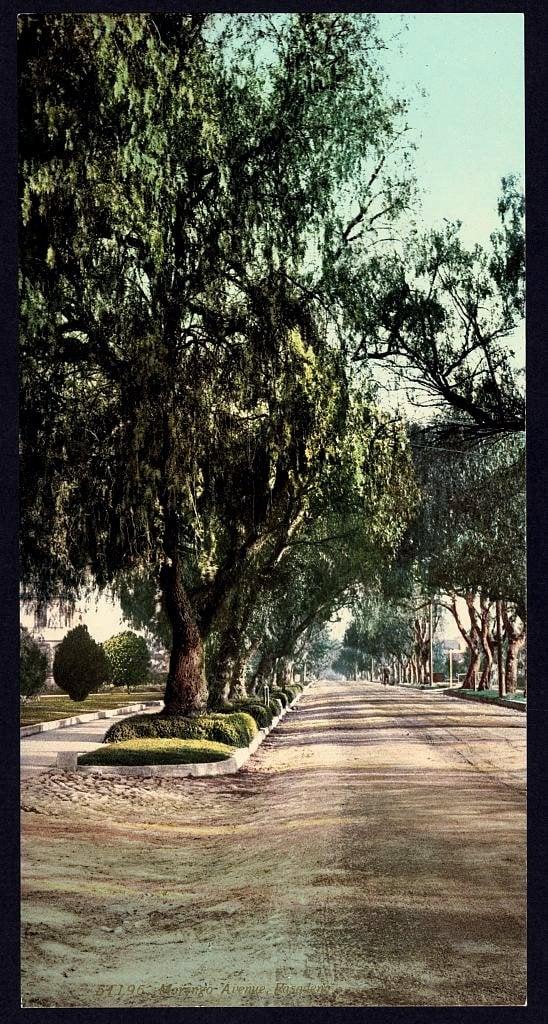 Marengo Avenue, Pasadena