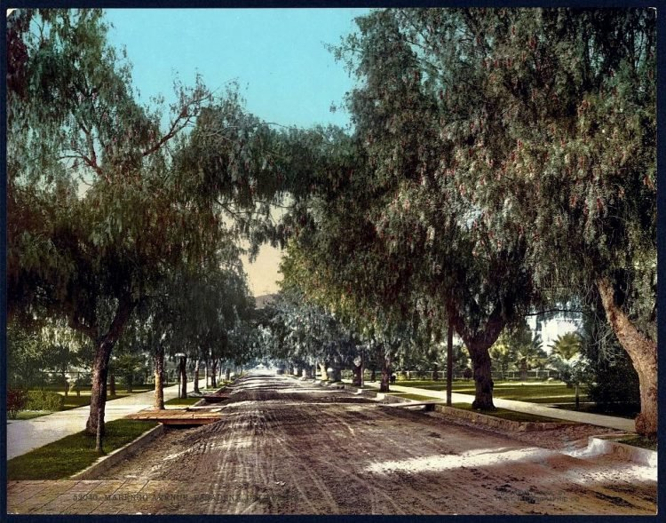 Marengo Avenue, Pasadena, California