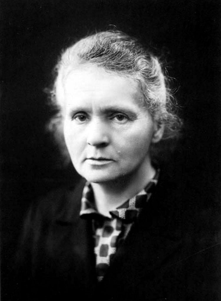 Marie Curie 1921