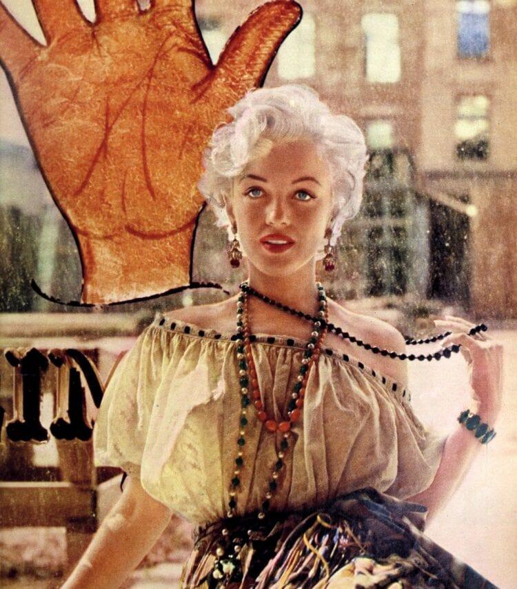 Marilyn Monroe beauty from 1958-1959