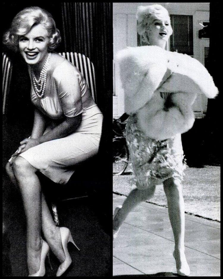 Marilyn Monroe in 1959