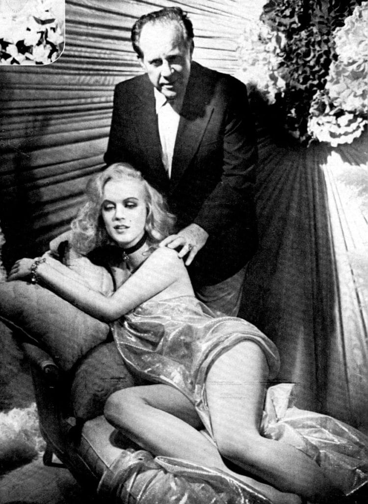 Marilyn Monroe's first husband on their four years of marriage (1976)