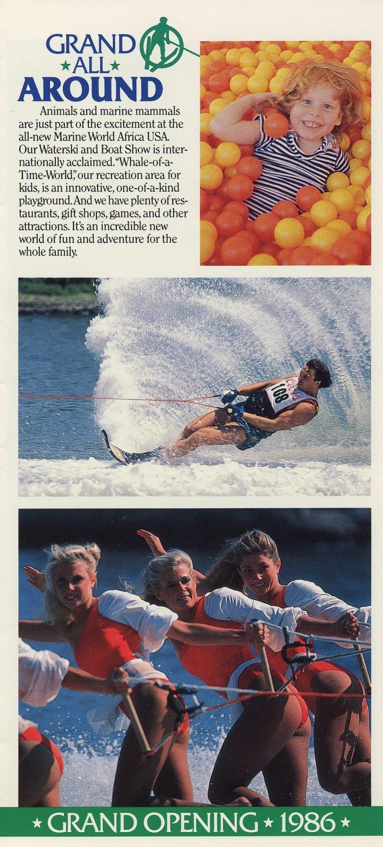 Marine World Africa USA - Grand Opening brochure 1986 (6)