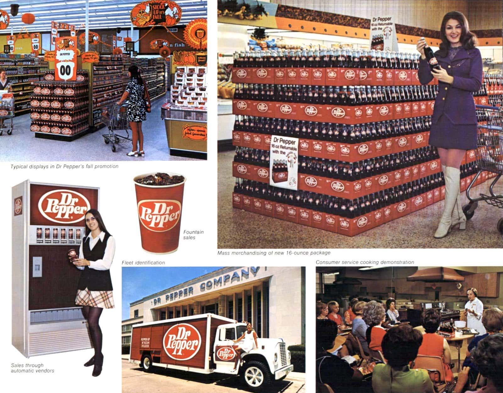 Marketing Dr Pepper (1971)