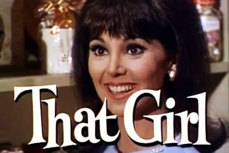 Marlo Thomas - That Girl TV show