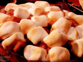 Marshmallow-topped sweet potatoes 1998-001
