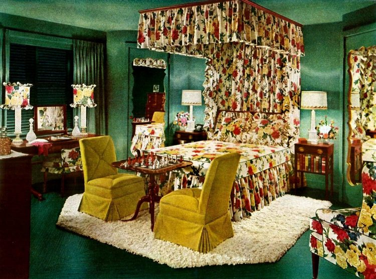 Master bedroom remodel with all new decor style (1941)