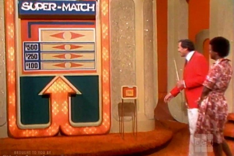 Match Game 76 - 70s TV game show