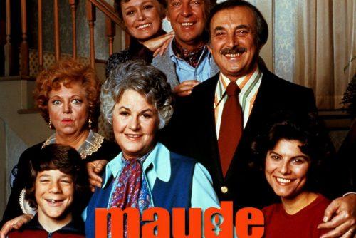 Maude TV show sitcom cast