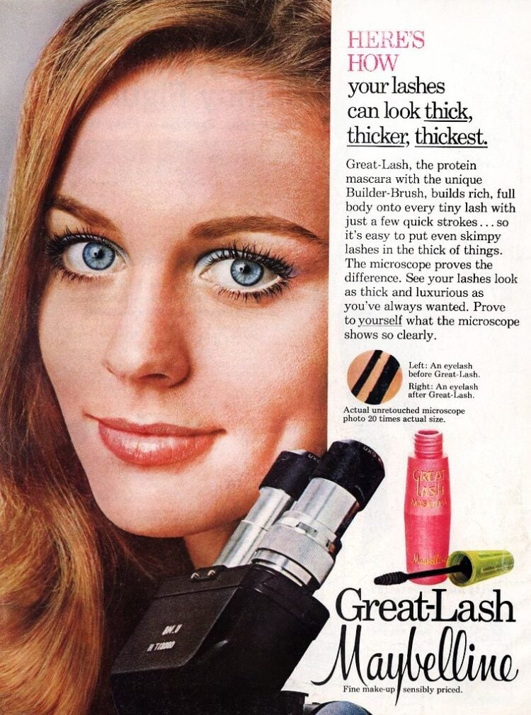 Maybelline Great Lash 1975