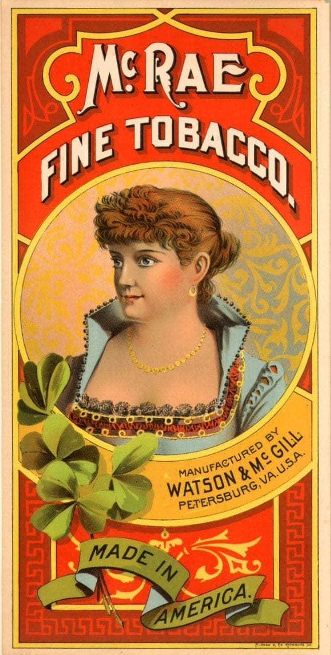 McRae Fine Tobacco - Women smoking
