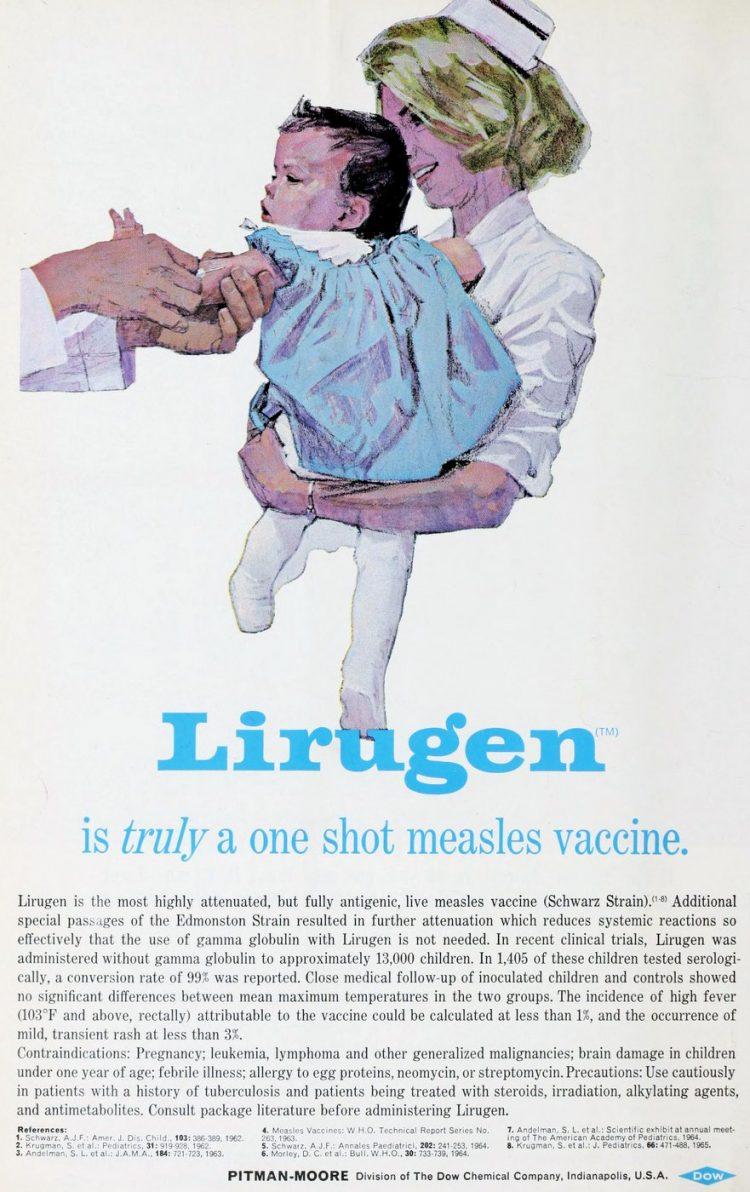 Measles vaccine 1966 (2)
