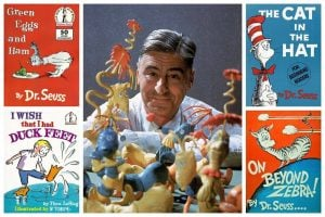 Meet Dr Seuss Take a look inside the weird, wonderful world of Theodor Geisel