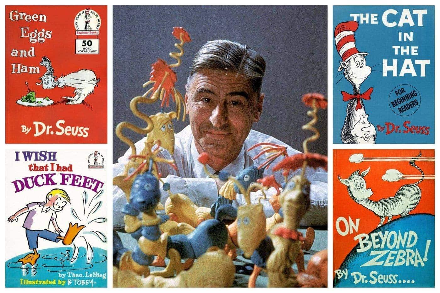 Dr Seuss: Inside the weird, wonderful world of Theodor Geisel - Click  Americana