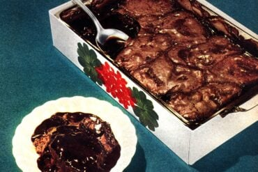 Men like puddings Fudge batter pudding recipe from 1950 (1)