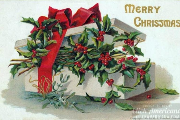 Merry Christmas From The Family Lyrics.Creative Ways To Give The Family Christmas Presents 1910