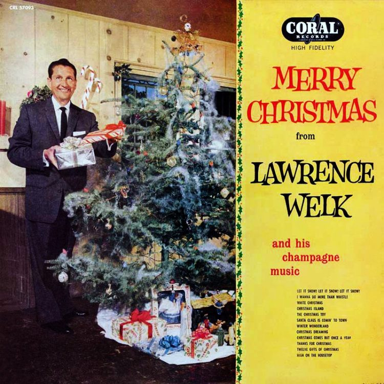 Merry Christmas from Lawrence Welk