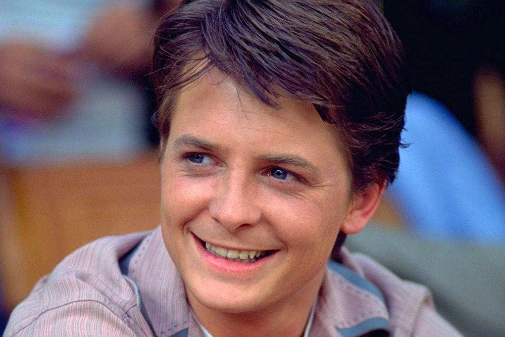 Michael J Fox - Back to the Future