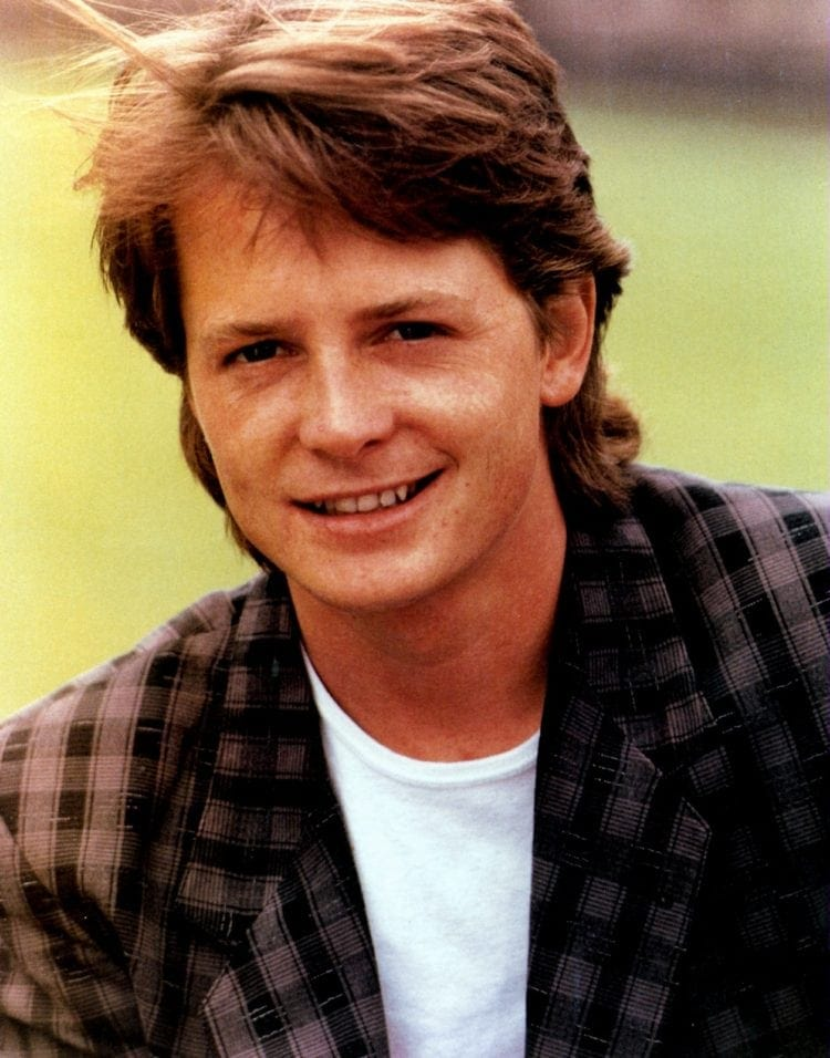 Michael J Fox - Family Ties