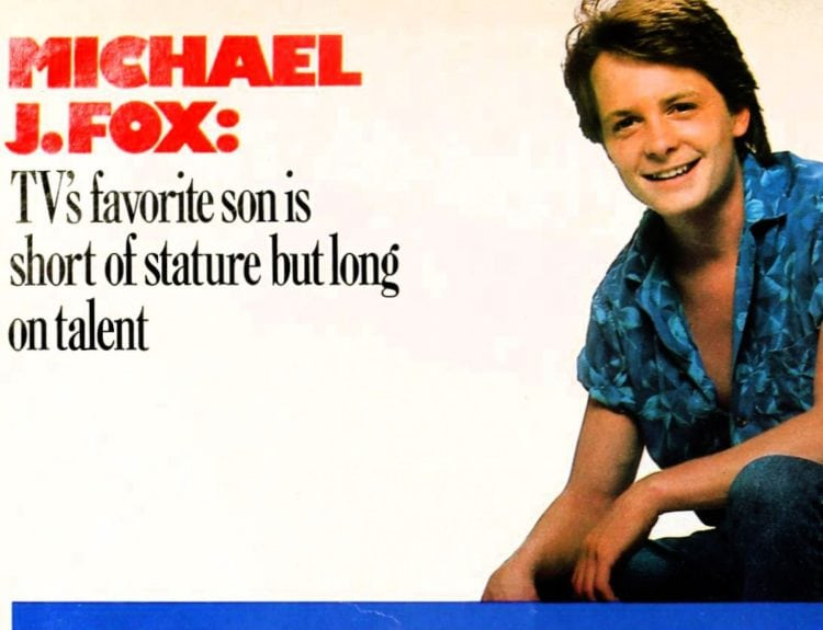 Michael J Fox: TV's favorite son is short of stature but long on talent