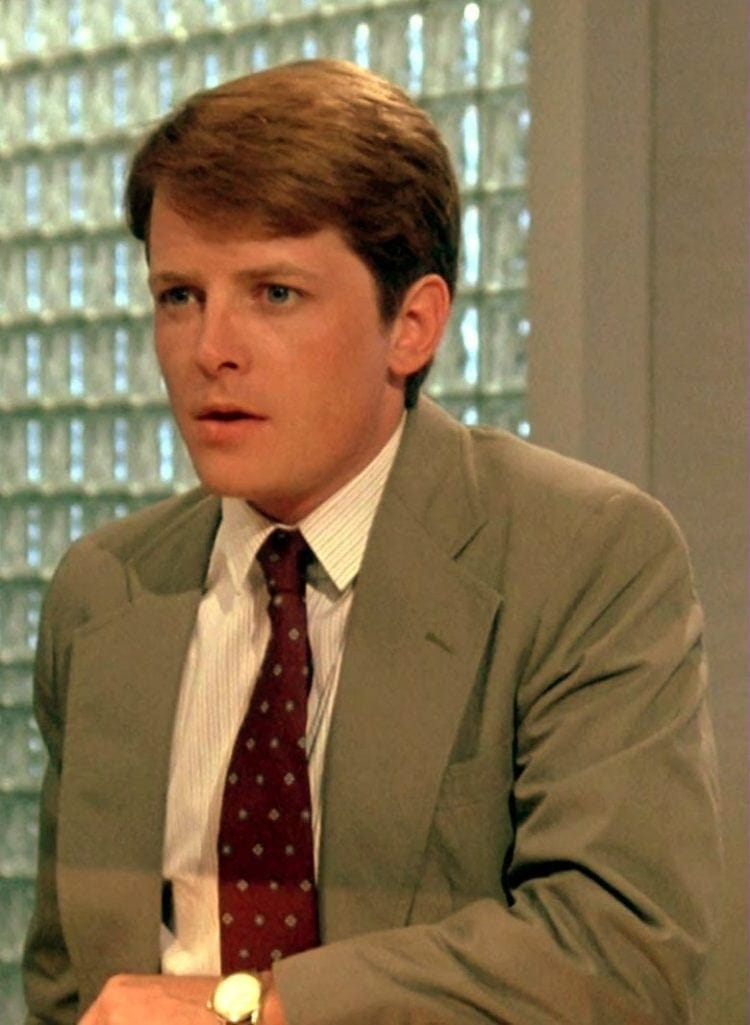 Michael J Fox in Secret of My Success-001