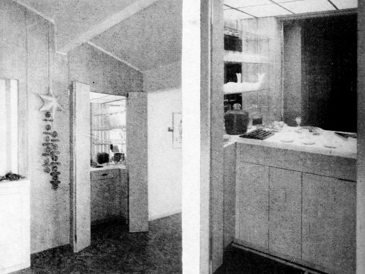 Midcentury modern home - Scholz 60 house interior design (1)