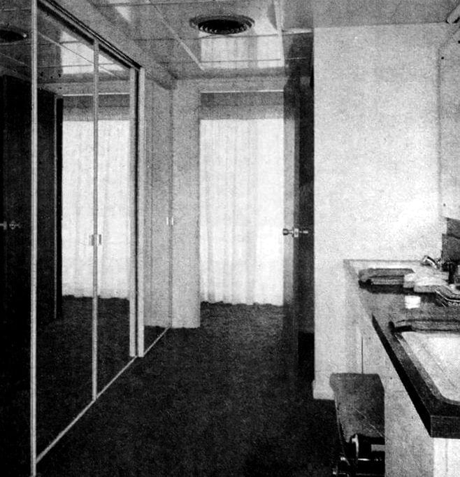 Midcentury modern home - Scholz 60 house interior design (6)