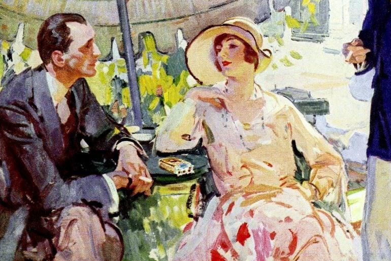 Millionaires in 1918