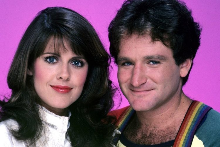 Pam Dawber, Robin Williams