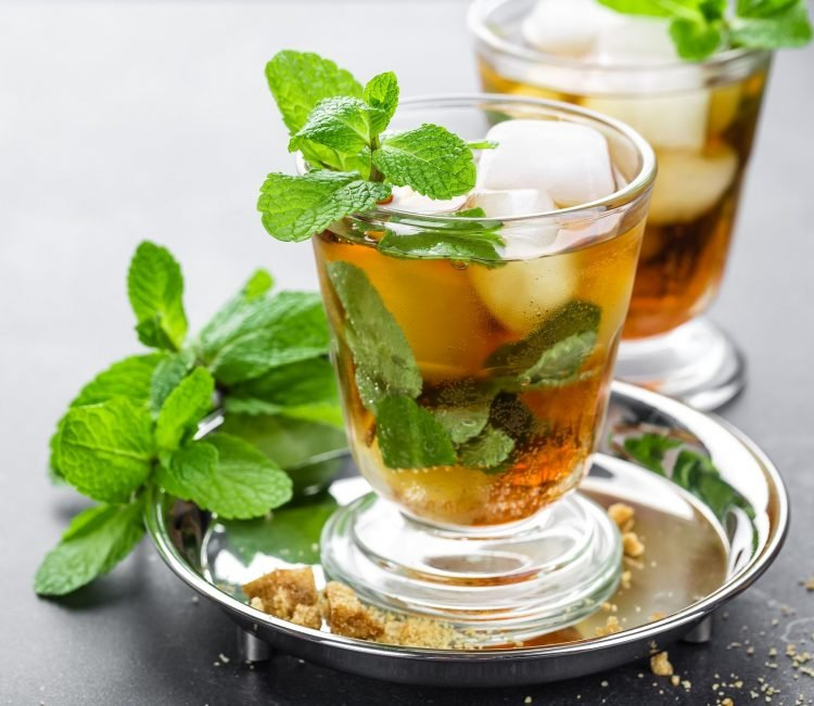 Best old-fashioned mint julep recipes