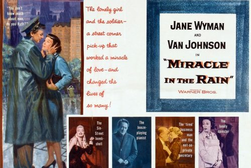 Miracle in the Rain movie