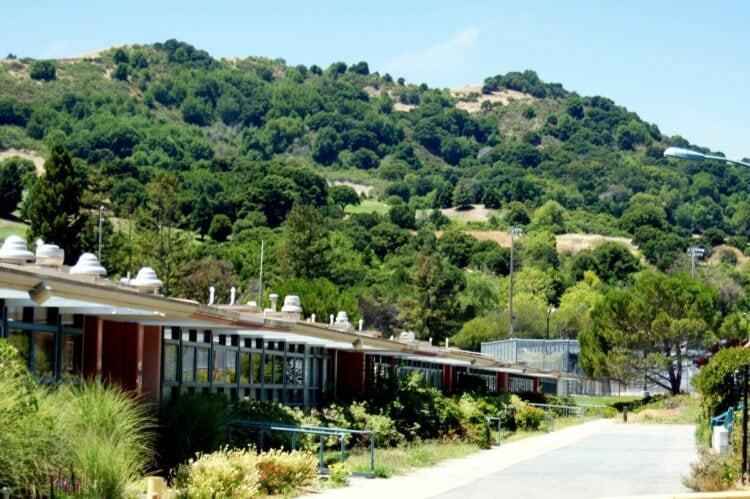 Miramonte High School in Orinda California