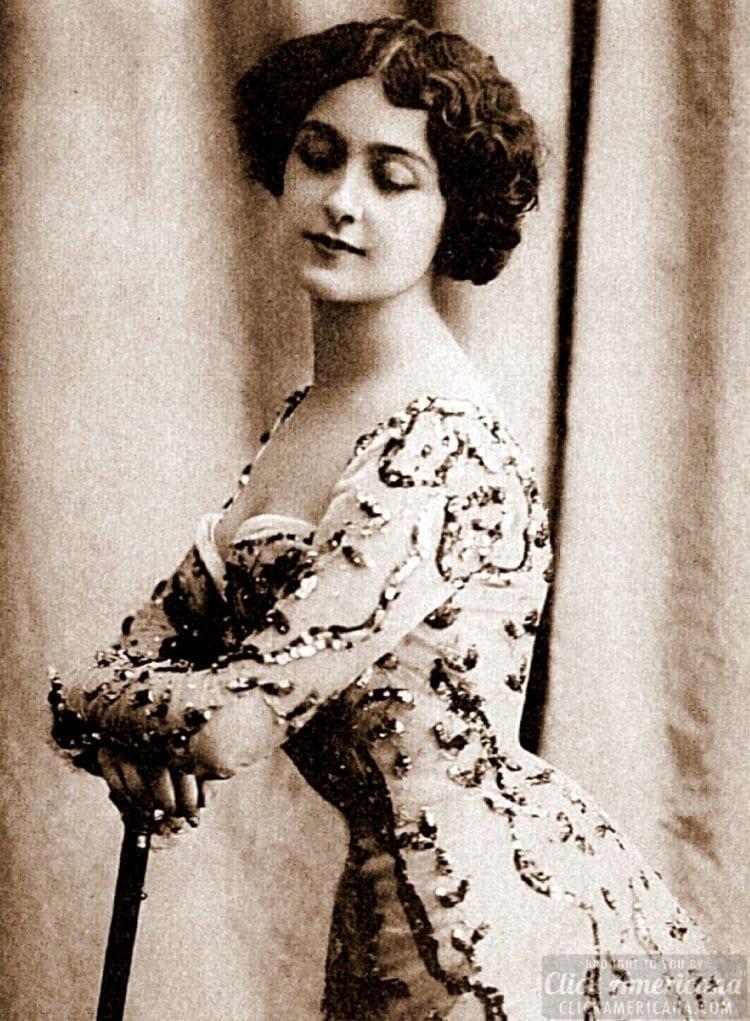 Miss Lina Cavalieri