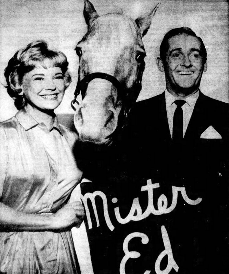 Mister Ed, the vintage TV show with the talking horse 1961