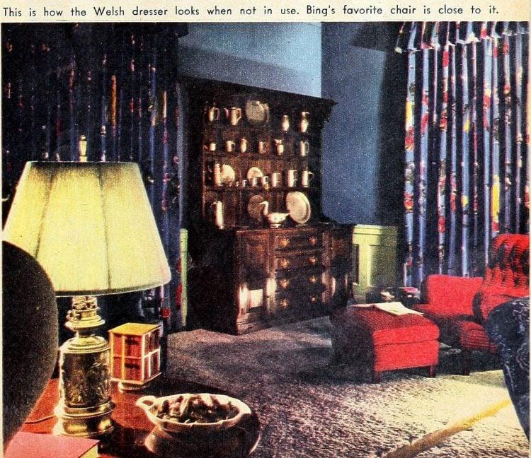 Modern Screen Bing Crosby's House of Memories 1950 (4)