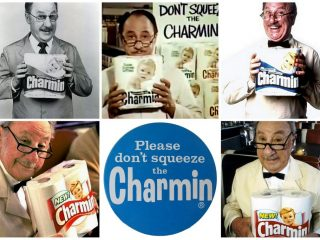 Mr Whipple Please don't squeeze the Charmin