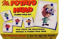 Mr.Potato Head Funny-Face vintage original Kit