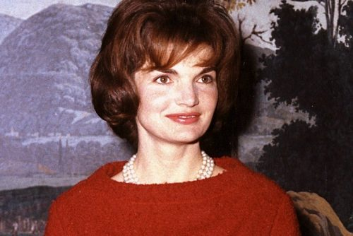 Mrs John F Kennedy - Jackie Kennedy in 1961