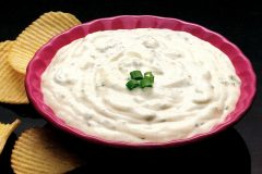 Munching Onion Dip recipe