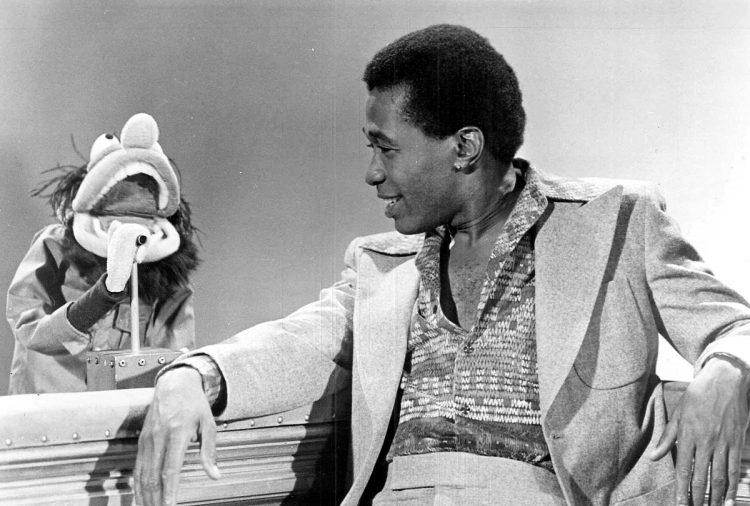 Muppet Show with guest star Ben Vereen