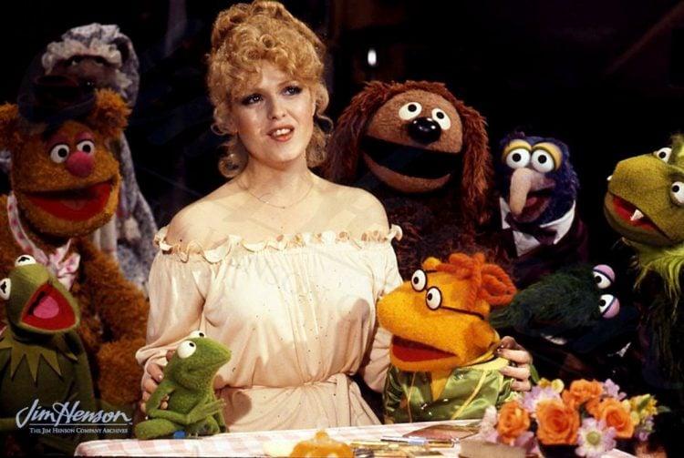 Muppet Show with guest star Bernadette Peters