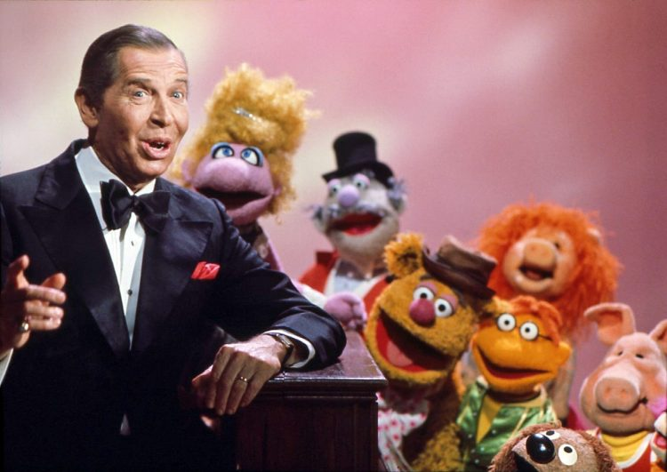 Muppet Show with guest star Milton Berle (Uncle Milty)