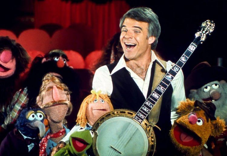 Muppet Show with guest star Steve Martin