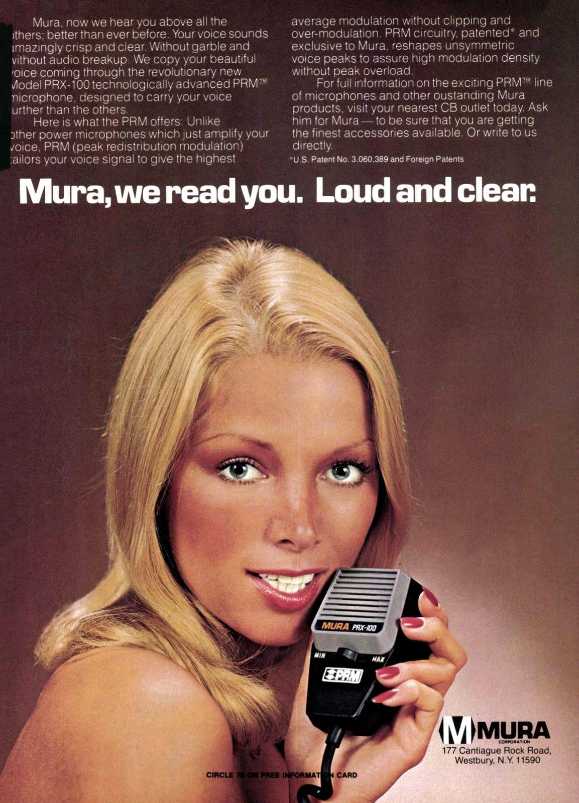 Mura CB radio (1976)