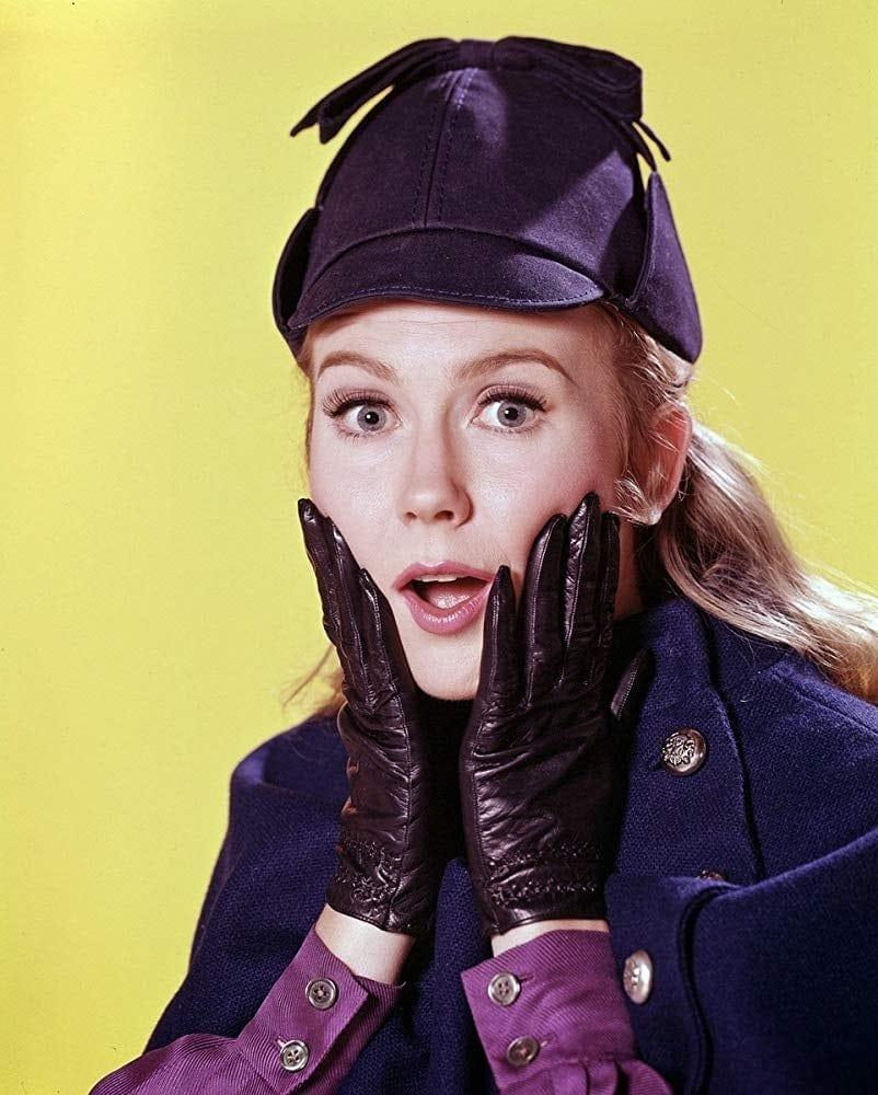 Nanny and the Professor TV show - Juliet Mills 1970 sitcom promo still